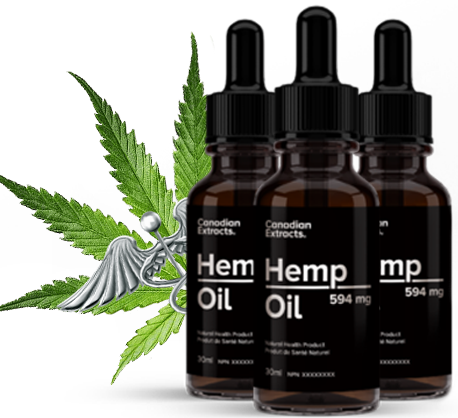 Canadian Extracts Hemp Oil
