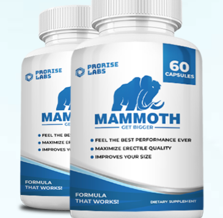Mammoth Male Enhancement